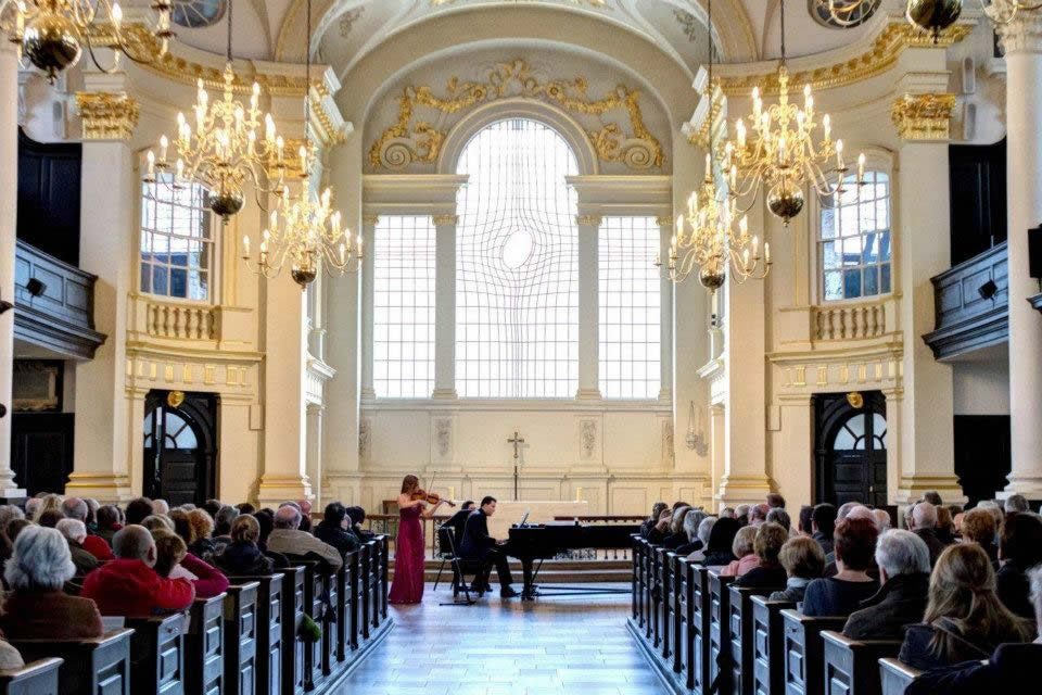 Photo Credit: St Martin-in-the-Fields Facebook page.