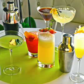 Five must-try London Fashion Week cocktails