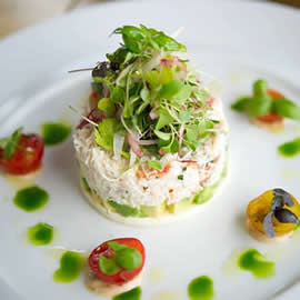 Eat the seasons: Spring dining in London