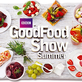 Get ready for the BBC Good Food Show in Birmingham!