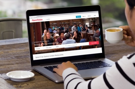 Introducing the redesigned OpenTable website