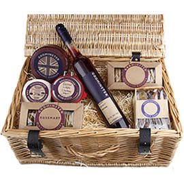 Enter our St George's Day competition to win a Godminster hamper