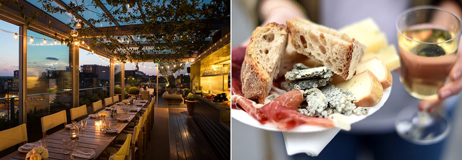Boundary, Shoreditch / Treats from Southbank Centre Food Market