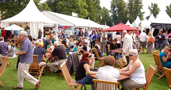 Photo Credit: Cheltenham Food & Drink Festival