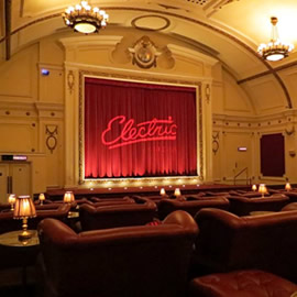 Food & Film: The UK's coolest cinemas (and where to eat nearby)