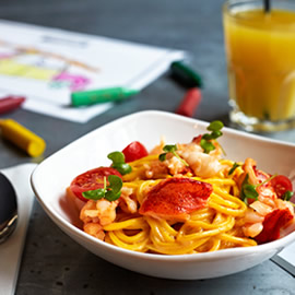 Generation Gourmet: British kids prefer lobster and sushi to nuggets and chips