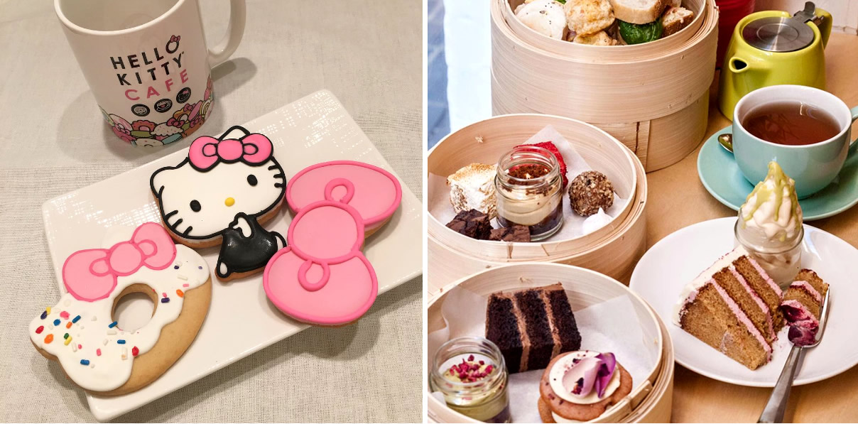 A Hello Kitty café is coming to London!