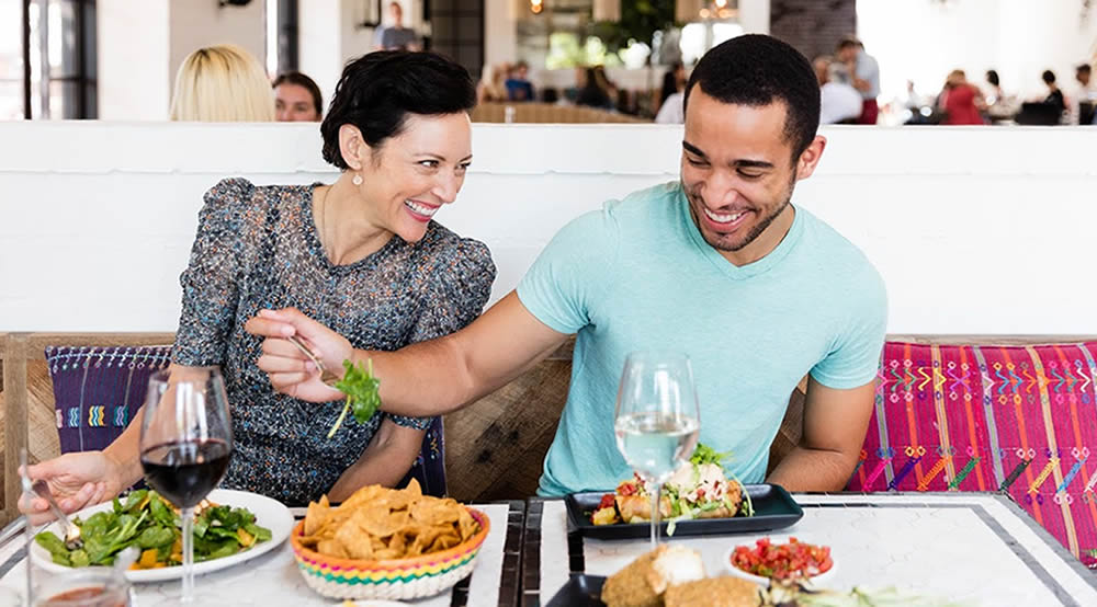 Food envy causes unrest at the dinner table