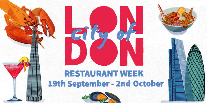 City of London Restaurant Week
