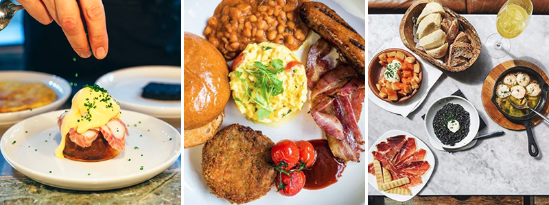 Around the world in 20 London brunches