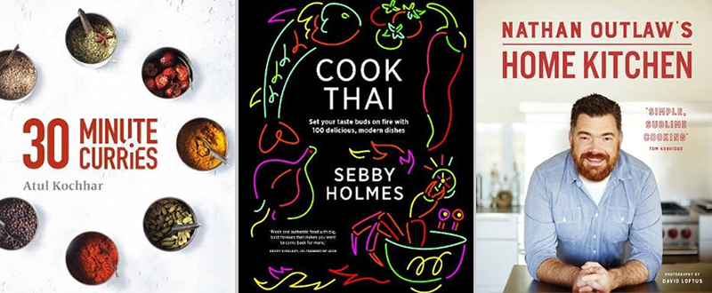 Books for cooks: 6 new food books to buy this spring