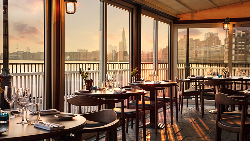 Waterside dining: 10 riverside restaurants you need to try