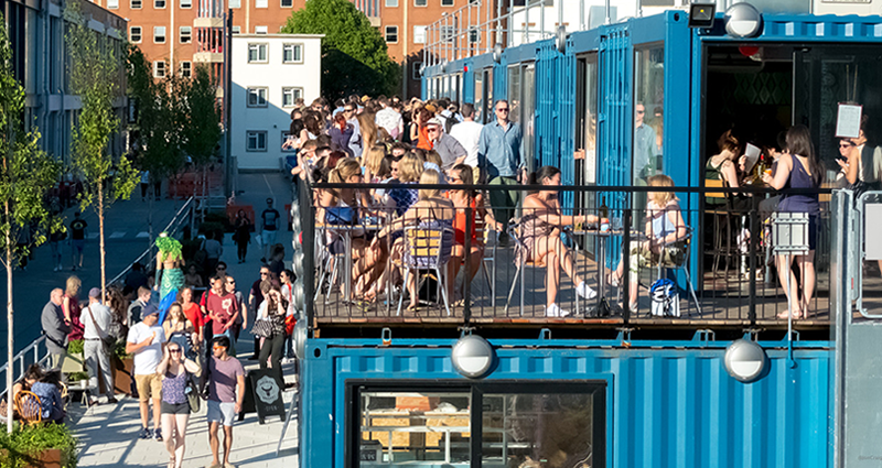 5 delicious reasons to visit Bristol this summer