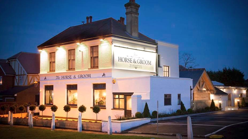 The Horse and Groom, Wilmington, Dartford