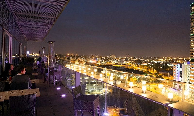 Dinner with a view: The best rooftop restaurants in Leeds