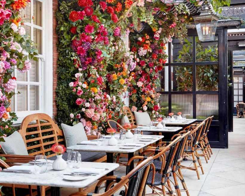 10 autumn date ideas for London food lovers