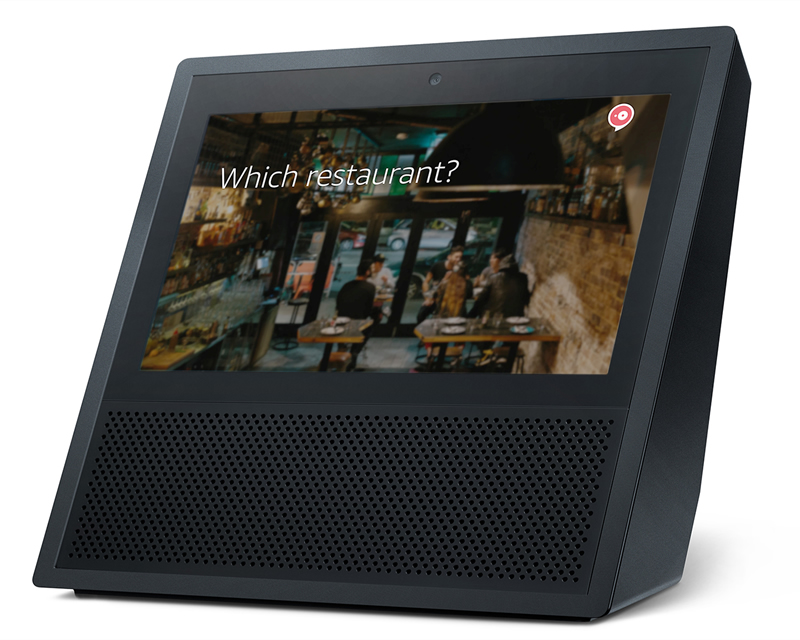 OpenTable's Alexa skill now available in the UK on Amazon Echo devices