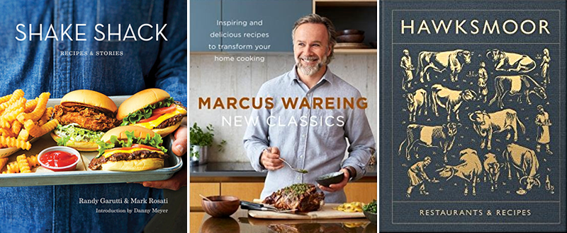 Books for cooks: 9 new food books to buy this autumn