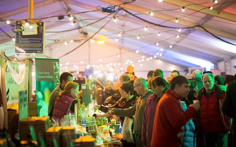 5 UK food festivals to visit this December