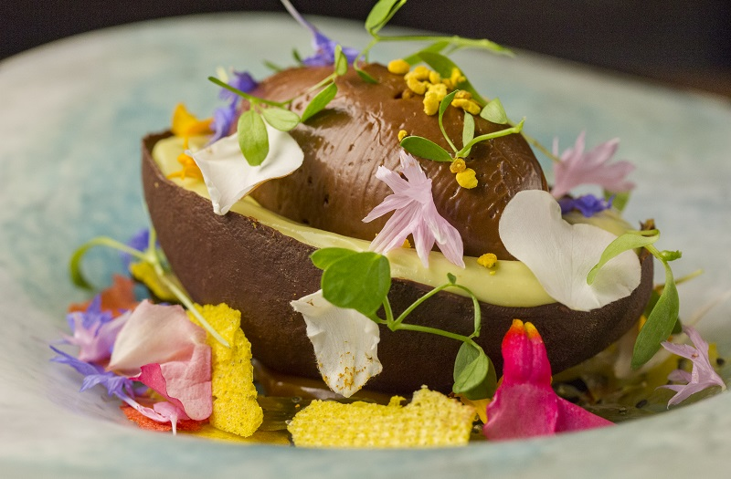 Plant power puds: Vegetable desserts to try in London