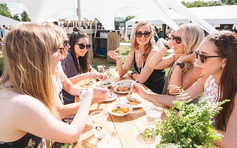 6 of the best UK food festivals to visit this summer