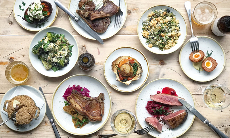 6 of the best restaurants for lunch in Shoreditch