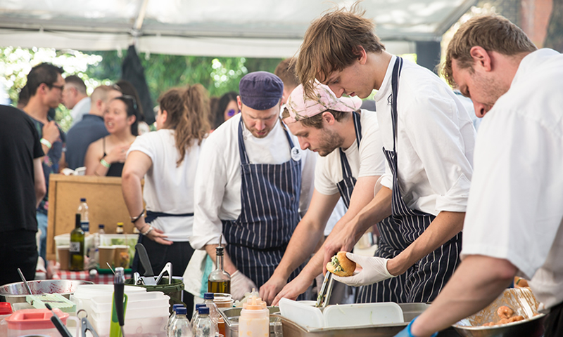 The Hot List: 5 foodie things to do in London this weekend