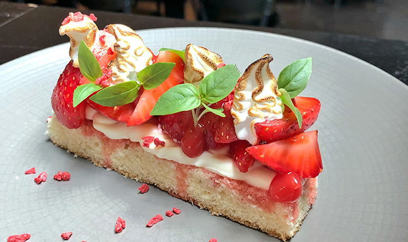 Eat the seasons: 7 strawberry desserts to try in London