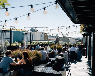 10 of the UK's best rooftop bars