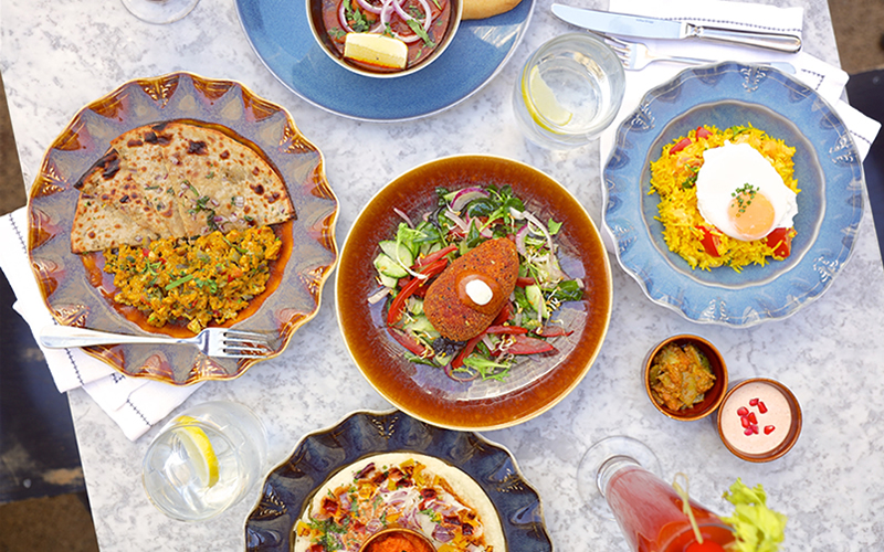 5 new London brunch spots you need to try