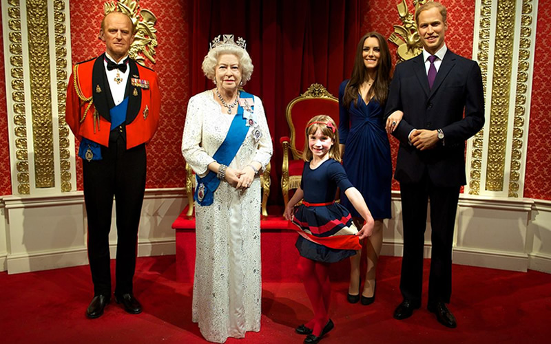 Where to eat near… Madame Tussauds