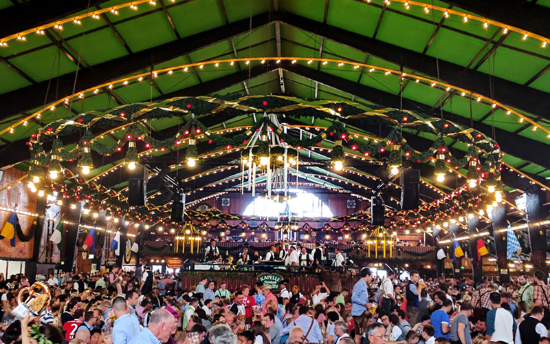 Oktoberfest 2018: Make a reservation on OpenTable for Germany's biggest party