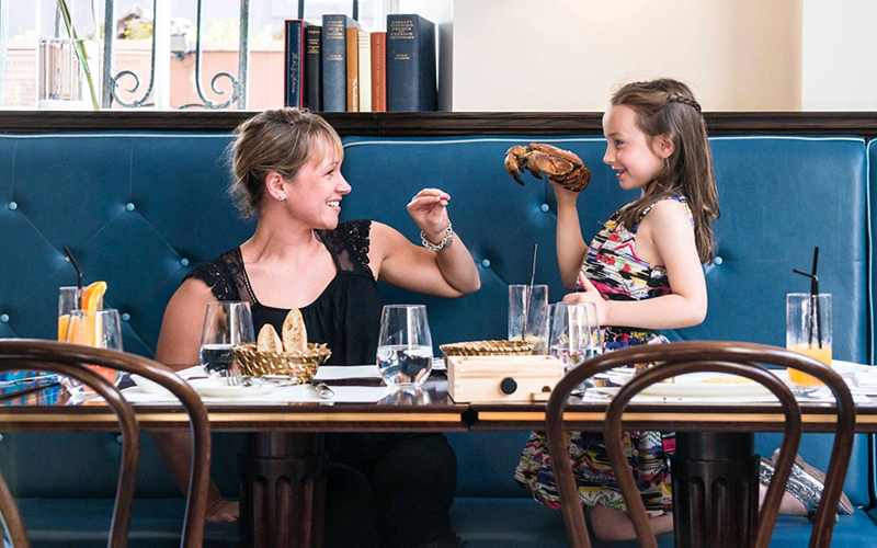 5 of the best child-friendly restaurants in Edinburgh