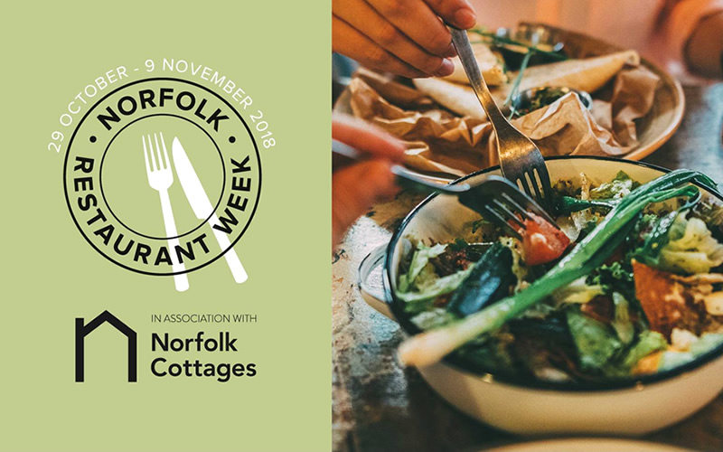 Dine out for less with Norfolk Restaurant Week