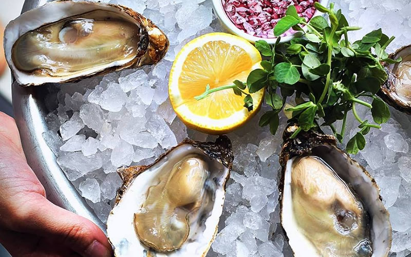 6 delicious ways to celebrate National Seafood Week