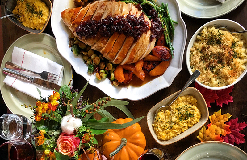 Thanksgiving in London: It's turkey time at these top restaurants