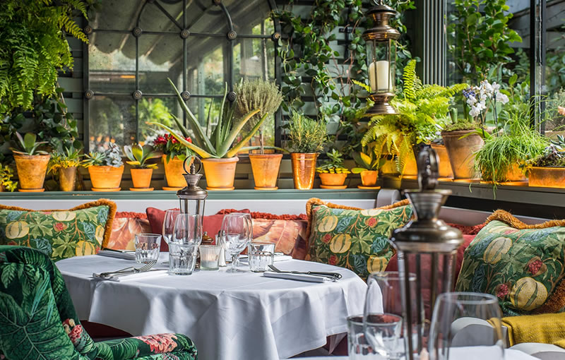 Beauty and the feast: London's most impressive dining rooms