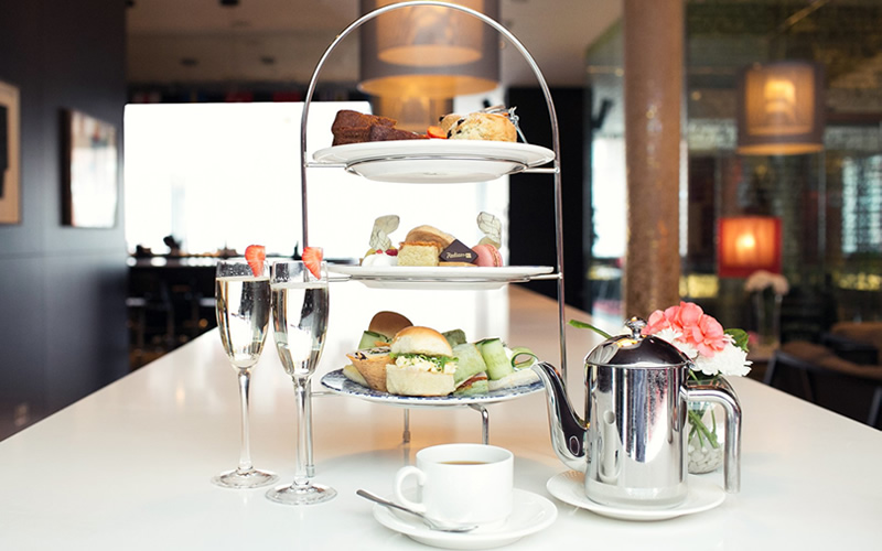 6 top spots for afternoon tea in Dublin
