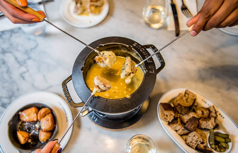 Fondue in London: 5 ways to indulge this winter