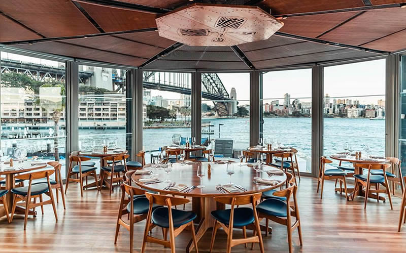 10 of the best restaurants in Australia for dinner with a view