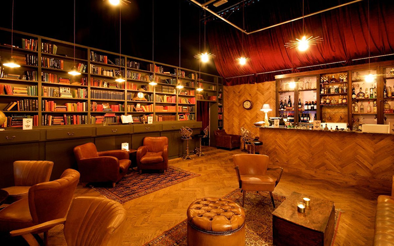 Bars for bookworms: 5 library bars to try in London