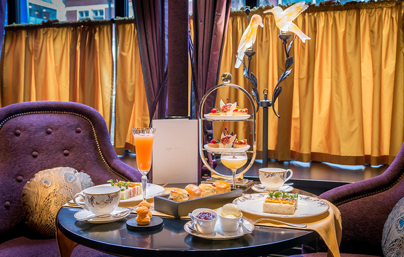 9 new afternoon teas to try in London this spring