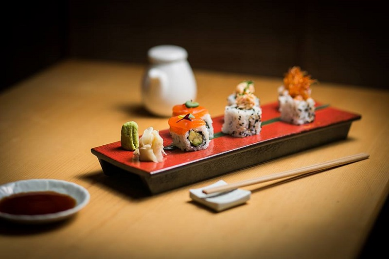 10 top spots for sushi in London's West End