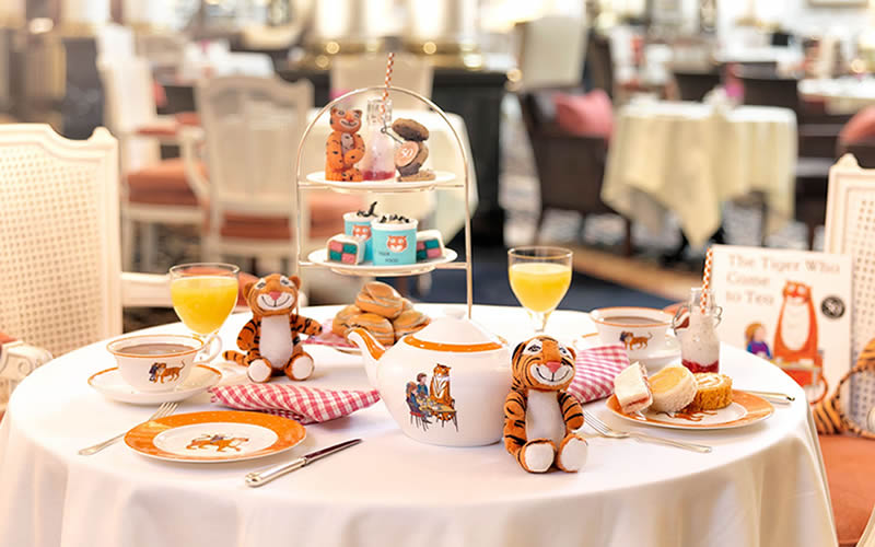 Tea for tots: Child-friendly afternoon teas in London