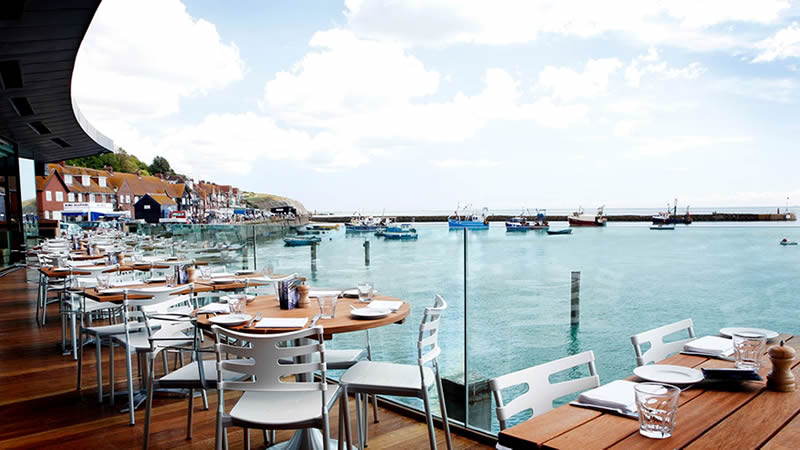 15 of the UK's best seaside restaurants