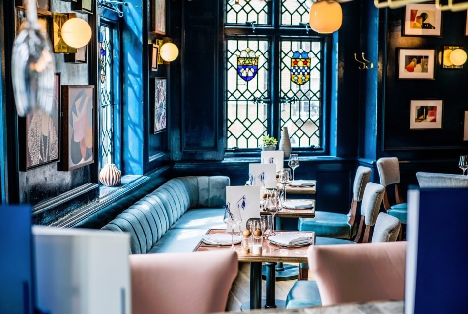 London's best restaurants for first dates