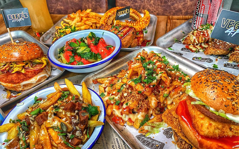 Veg out: 6 top spots for vegan comfort food in London