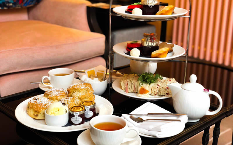 8 of the best places to enjoy afternoon tea in Birmingham