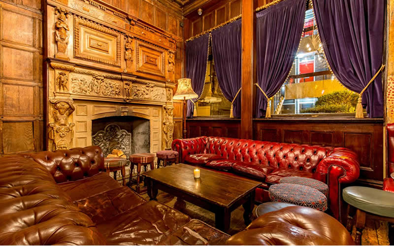 Fireside feasts: 10 London pubs with roaring fires