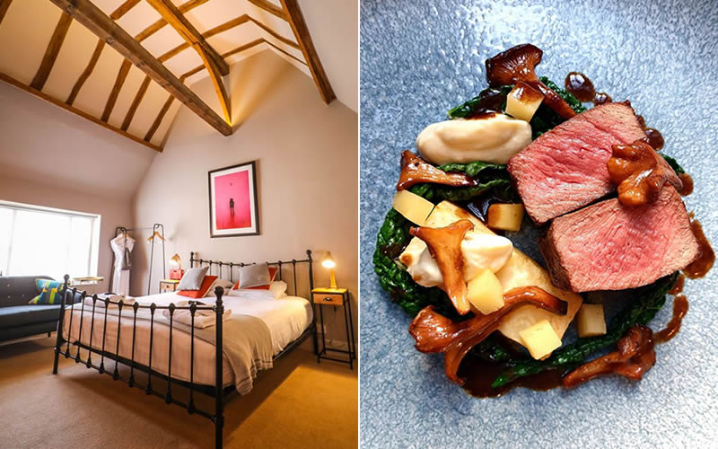 Weekend escapes: Kent's best restaurants with rooms